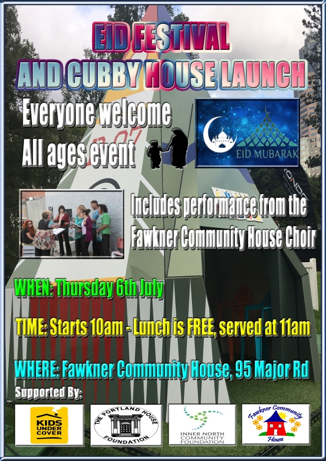 Cubby House & Eid Celebration Flyer copy